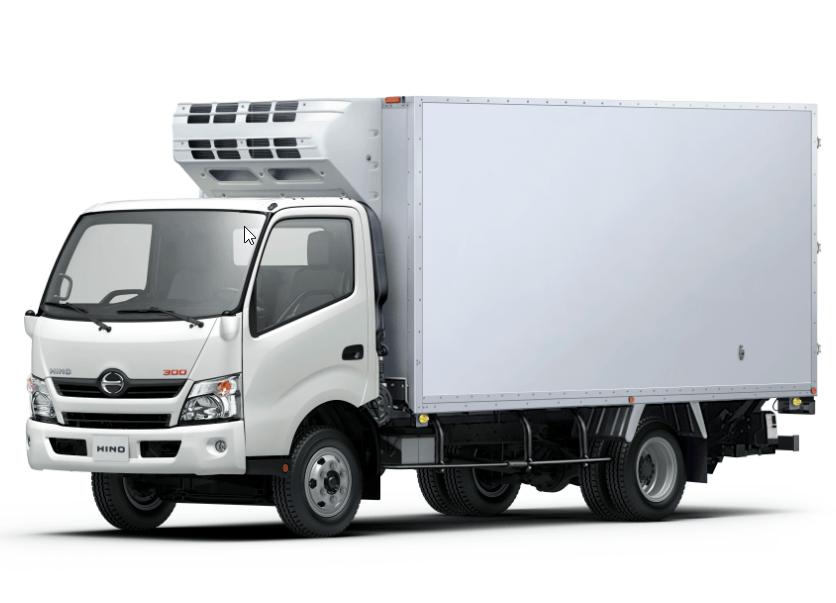Hino Camiones Que Optimizan El Rendimiento